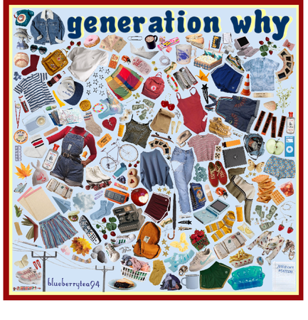 generation why moodboard