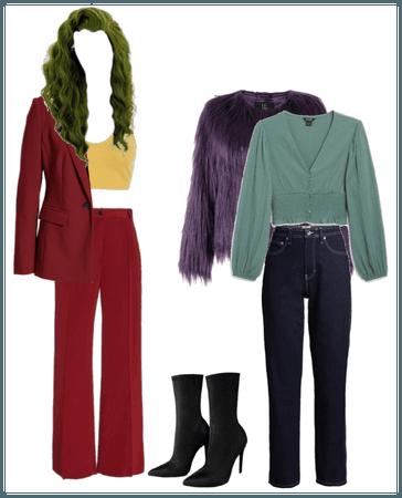 trendy joker costumes