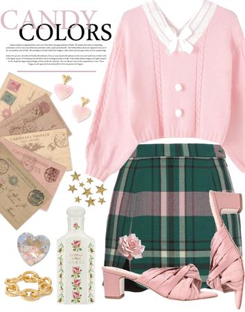 pink prep school