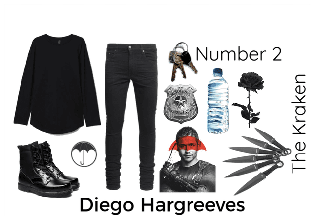 Diego Hargreeves