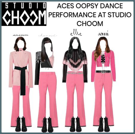 [STUDIO CHOOM] ACES - OOPSY
