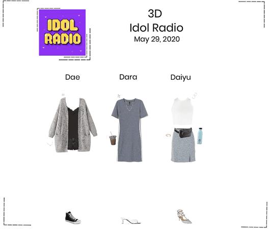 {3D} Idol Radio