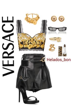 Versace gal pt 1
