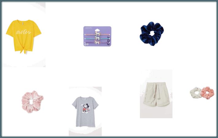 vsco girl outfit