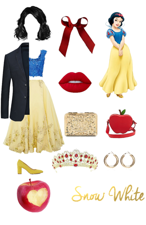 Prom Princess (Disney): Snow White ❄️🍎