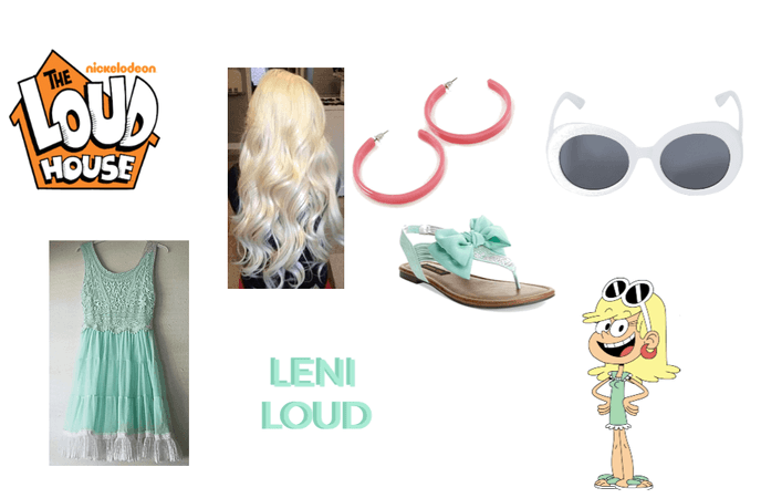 The Loud House ~ Leni Loud