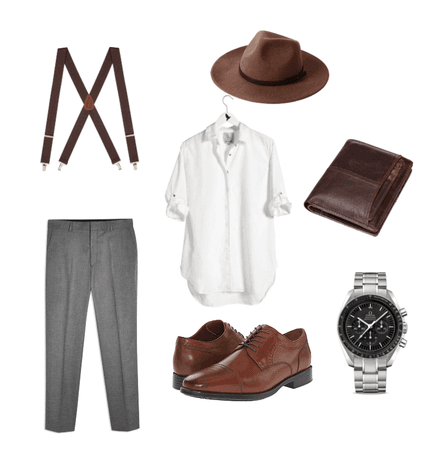 stylish member of 20's mafia
