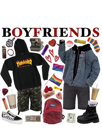 boyfriends :)
