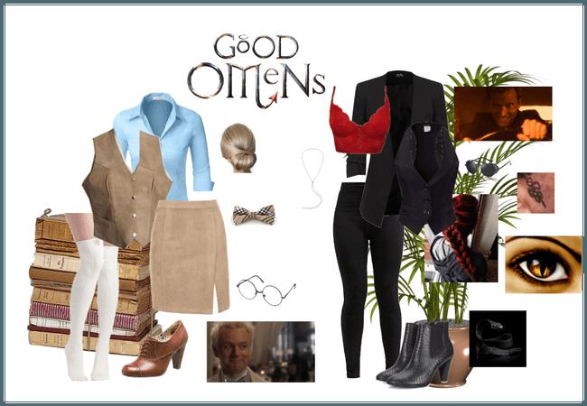 TV Costume - Good Omens