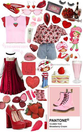 strawberry shortcake 🍓