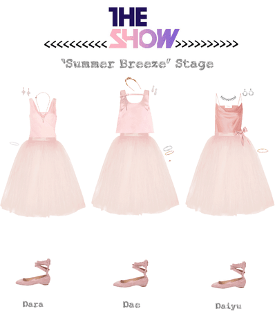 {3D}Summer Breeze The Show Stage