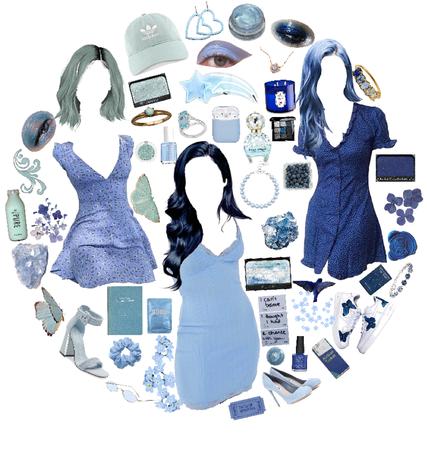 blue babes