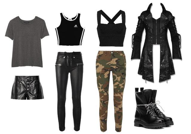 Stick Together Outfits (Wattpad).