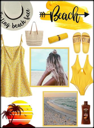 Beach Style💛🌊