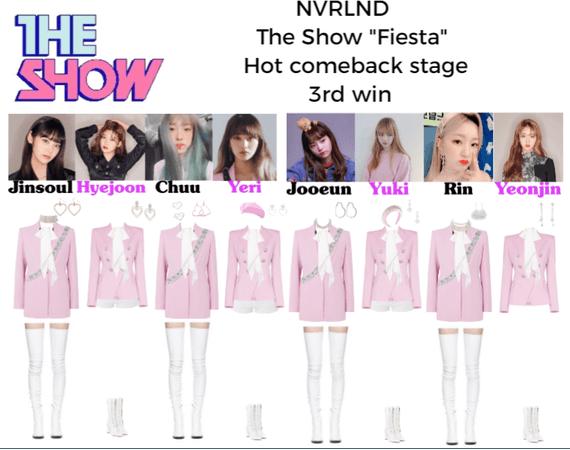"""NVRLND The Show """"Fiesta"""" 3rd win"""