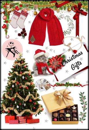 Christmas Gifts Challange