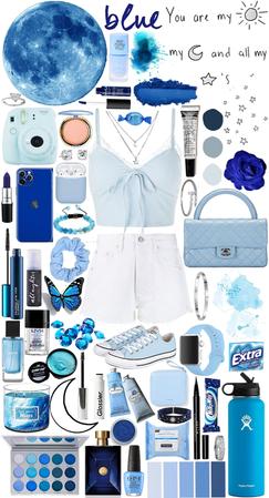 Blue Moon🌙 💙⭐️