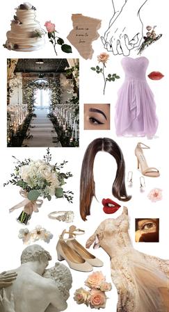 wedding day 🌸