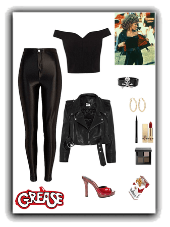 Grease outfit