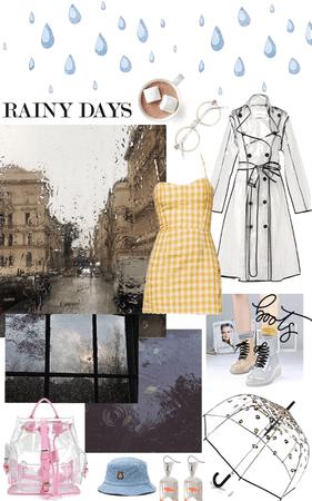 No Rain No Flowers #AprilShower Part I