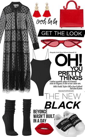 all black szn