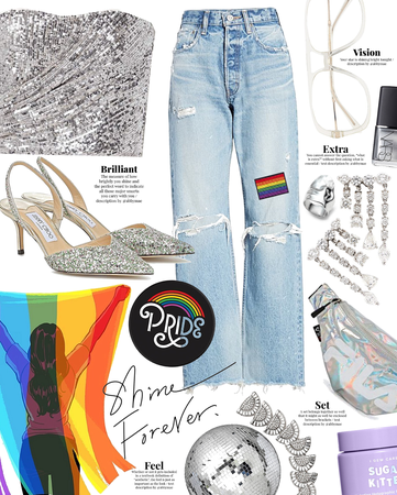 shine on forever | pride month 2020