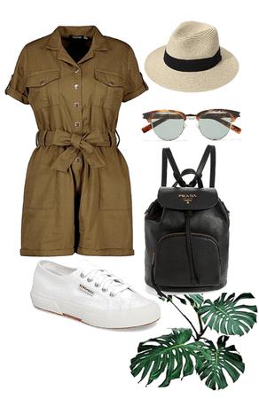 Fashion Safari 🌿