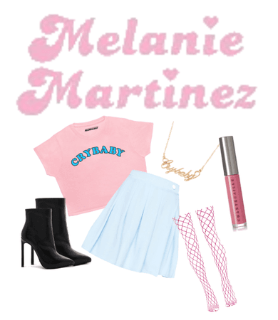 melanie  martinez fan look