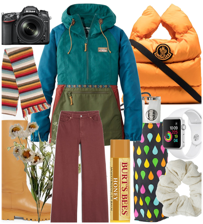 Mountain outfit