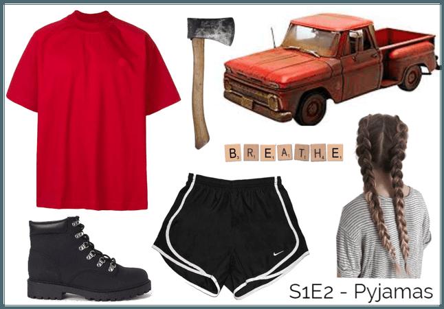 S1E2 - Pyjamas
