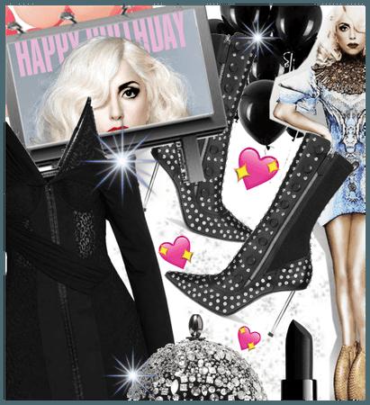 HBD Lady Gaga 3/28