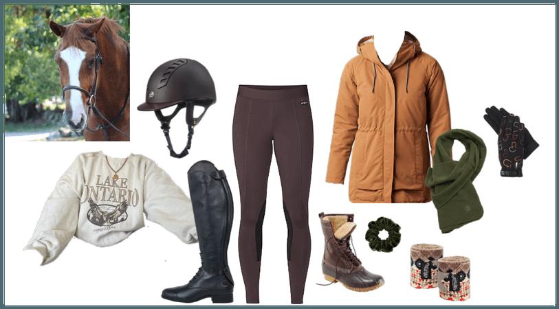 Chestnut Trail Ride