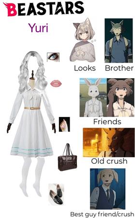 Beastars OC: Yuri
