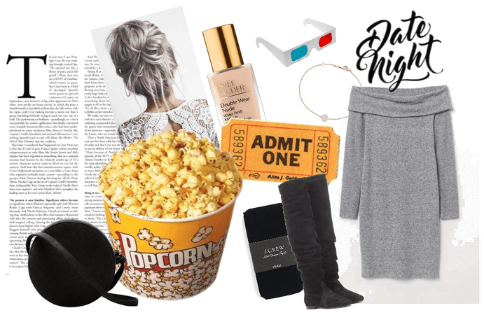 Challenge Popcorn: Date Night at the Movies