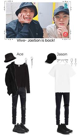 Vlive- JaeSon is back