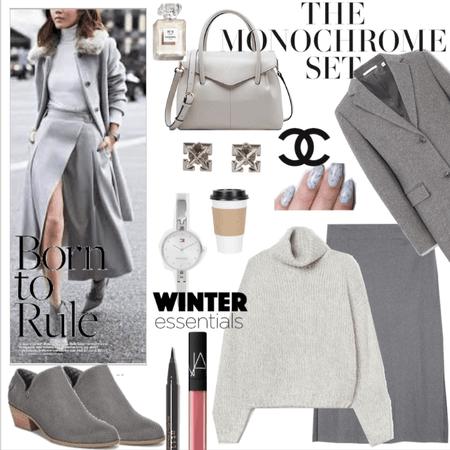 The Grey Monochrome