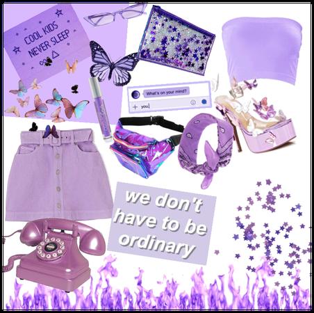 Purple vibe
