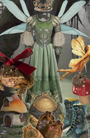 Goblin Queen 🐸