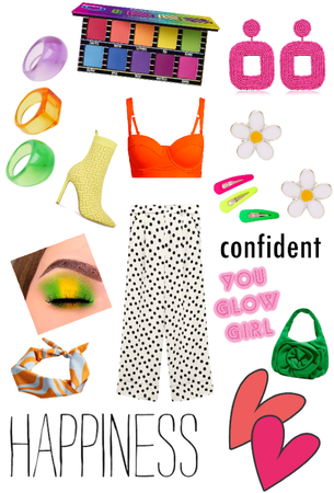 COLORFUL BRIGHT OUTFIT