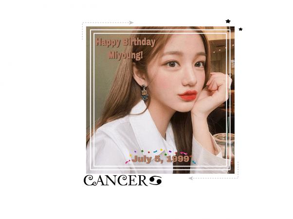 HEARTz//Happy Birthday Miyoung!