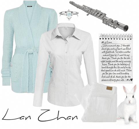 The Untamed: Lan Zhan