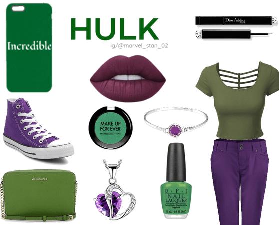Hulk Inspired