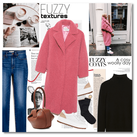 Fuzzy Textures: A Cosy, Woolly Day