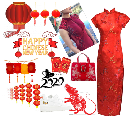 Chinese Lunar New Year (Rat)
