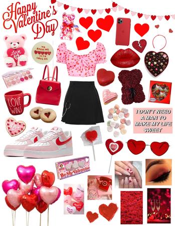 Valentines fit