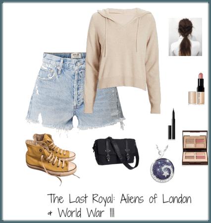 The Last Royal: Aliens of London & World War III