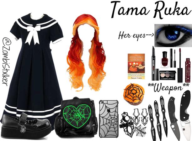 Shadow Hunter Oc: Tama Ruka's school uniform (Human)