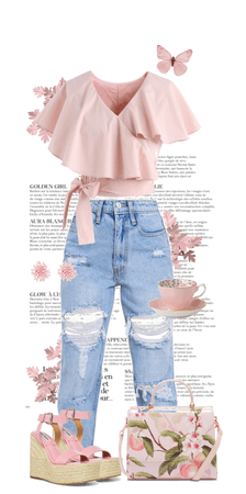 Butterfly Pink!