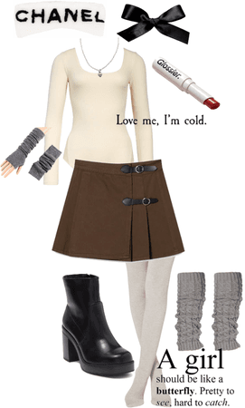 cold but chic