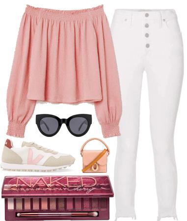 pastel spring chic